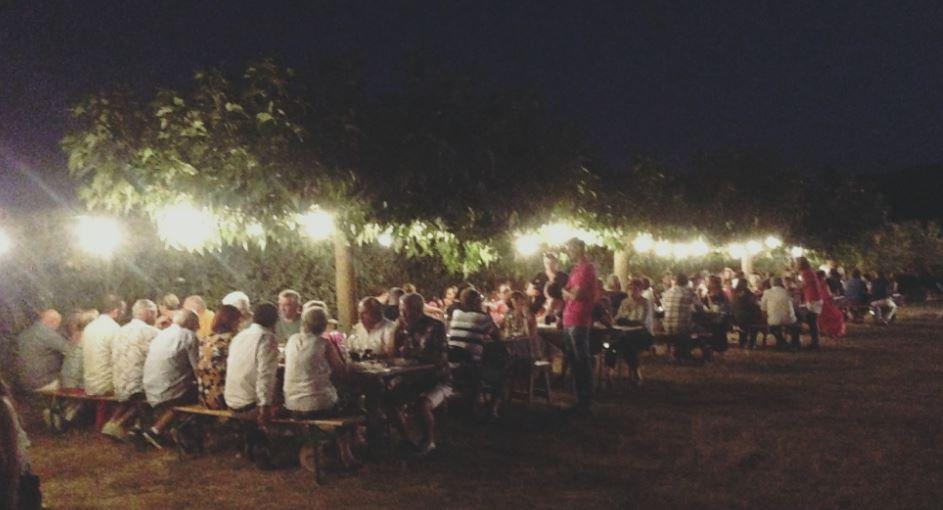 Summer evening-Saturday, July 3, 2021